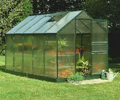 Теплица из поликарбоната – устройство, которое дает возможность получить хороший урожай