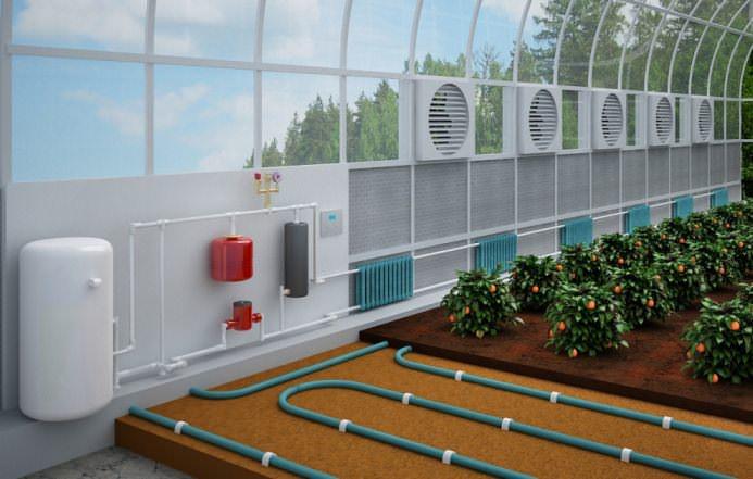 Строительство зимней теплицы на участке своими руками требует более внимательного подбора материалов и оборудования