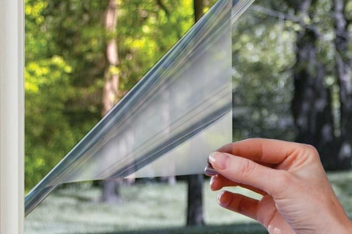 Зеркальная пленка улучшит освещенность растений