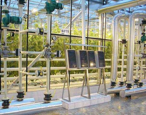 Бороться с образованием избыточной влаги помогает система контроля микроклимата