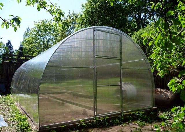 Фундамент представляет собой надежную опору для парника. Более того, он защищает растения и почву от промерзания, а грядки от сорняков