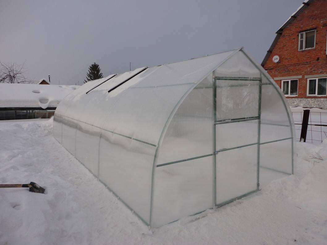 «Капелька» сверхпрочная была специально разработана и сконструирована с учётом особенностей снежных зим