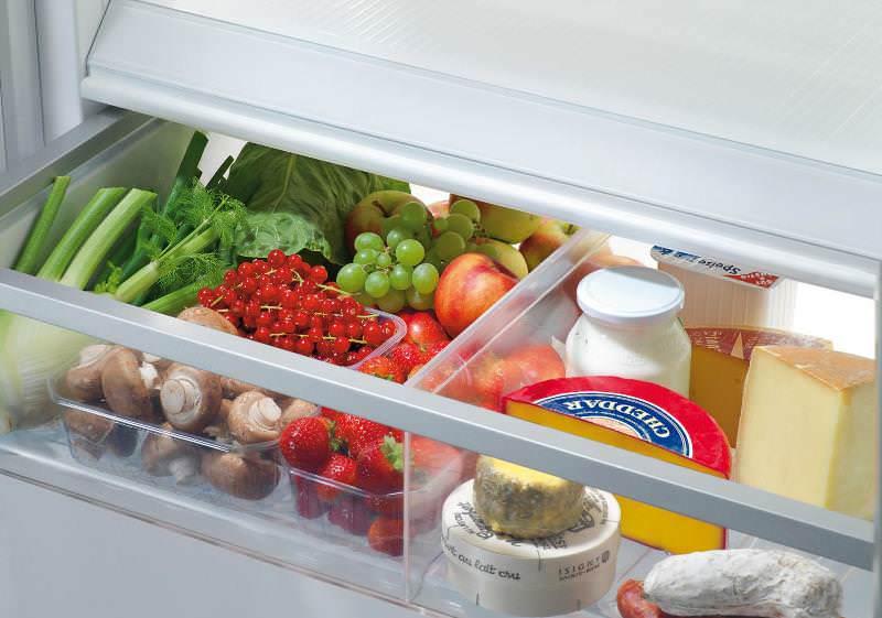 На нижней полке холодильника оставлять грибы разрешается на неделю