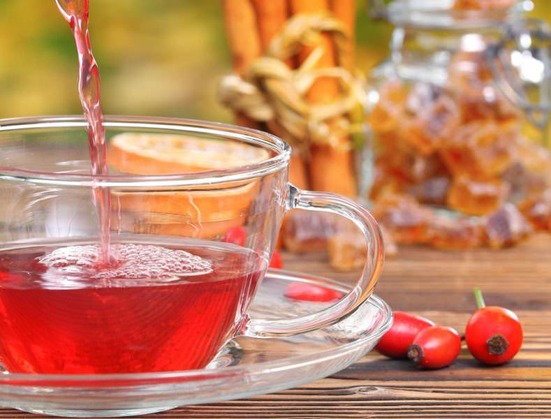 Приготовление барбарисового чая – не слишком сложный процесс