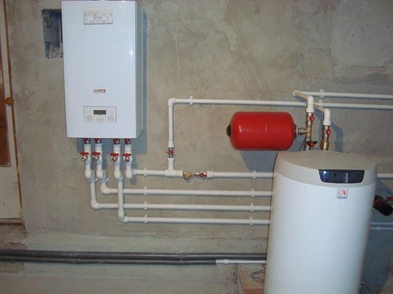 Правильная установка такого типа водонагревателя предусматривает наличие соответствующей проводки