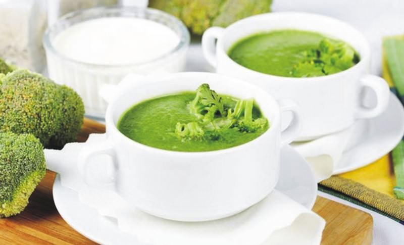 Блюда из брокколи незаменимы при повышенных умственных нагрузках и хронической усталости