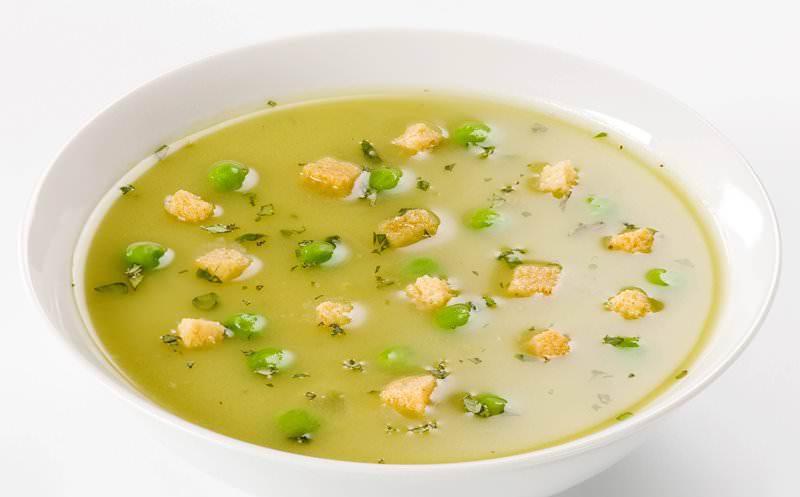 Суп с оленьими рожками очень вкусный и питательный
