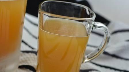 Квас из сока березы - это приятный прохладительный и бодрящий напиток