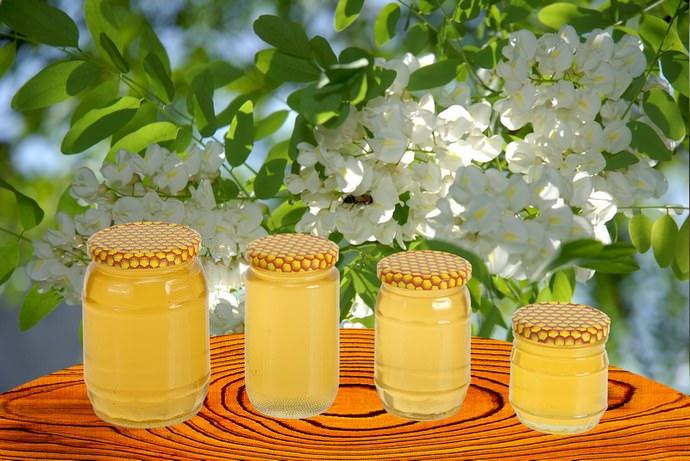 Акациевый мед является одним из наиболее изысканных сортов, обладающих душистым ароматом и очень нежным вкусом