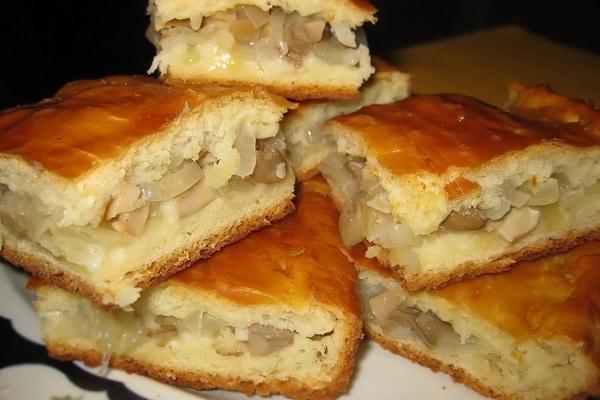 Пирожки с маринованными белянками по душе многим