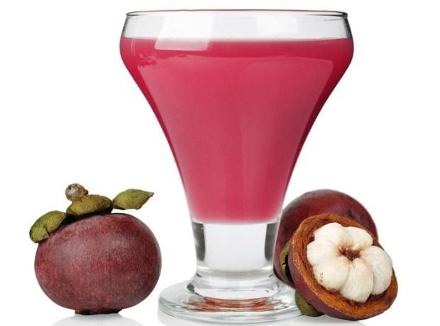 Регулярное употребление сока мангустина приводит к нормализации функций органов пищеварения