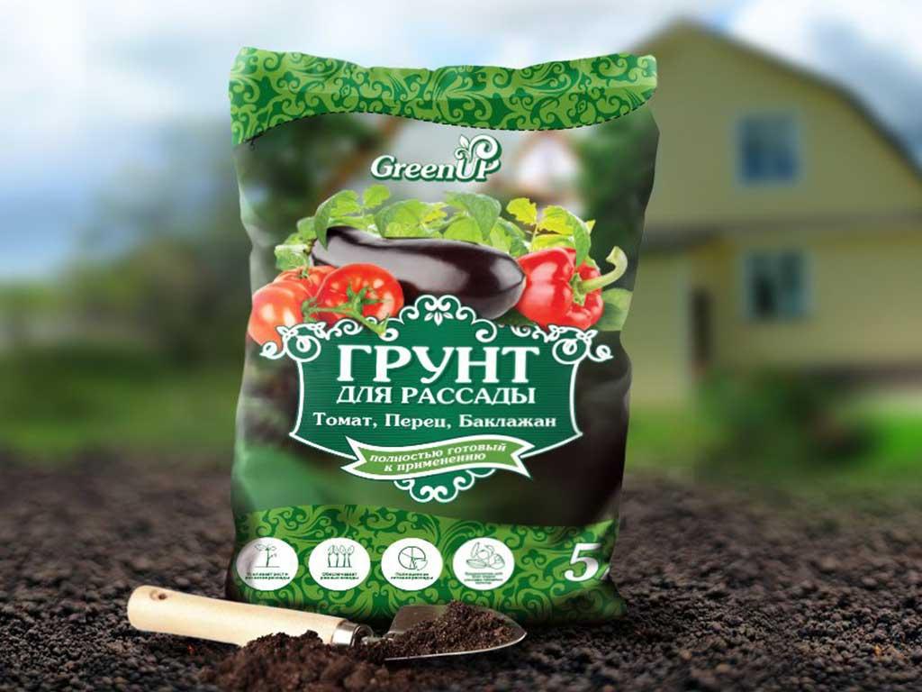 Грунт для высадки посевного материала можно приобрести в специализированном магазине