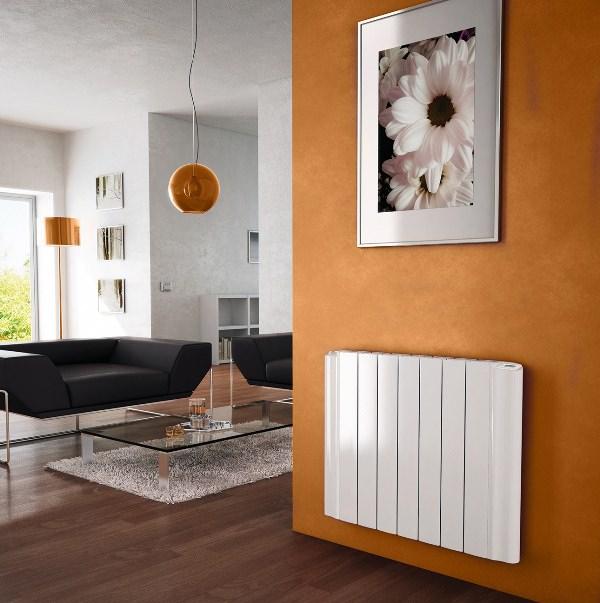 Керамические обогреватели для дома подобного типа можно подключать и к центральному газопроводу