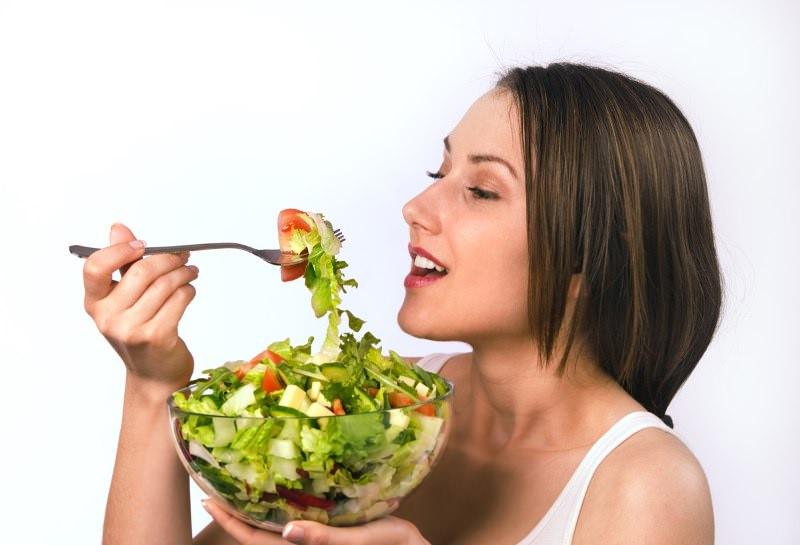 Быстрого и эффективного похудения можно добиться, если питаться исключительно салатом из пекинской капусты