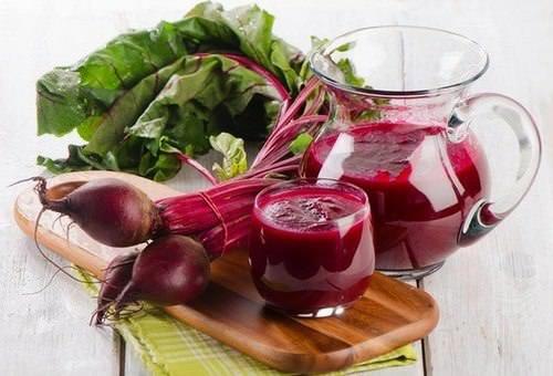 Свекольный сок полезен при самых различных проблемах с организмом