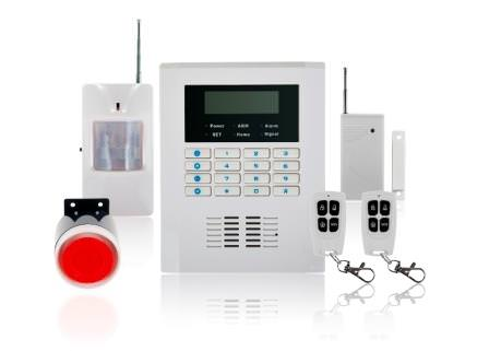 GSM-сигнализация для дачи - лучший способ защитить свою собственность от злоумышленников