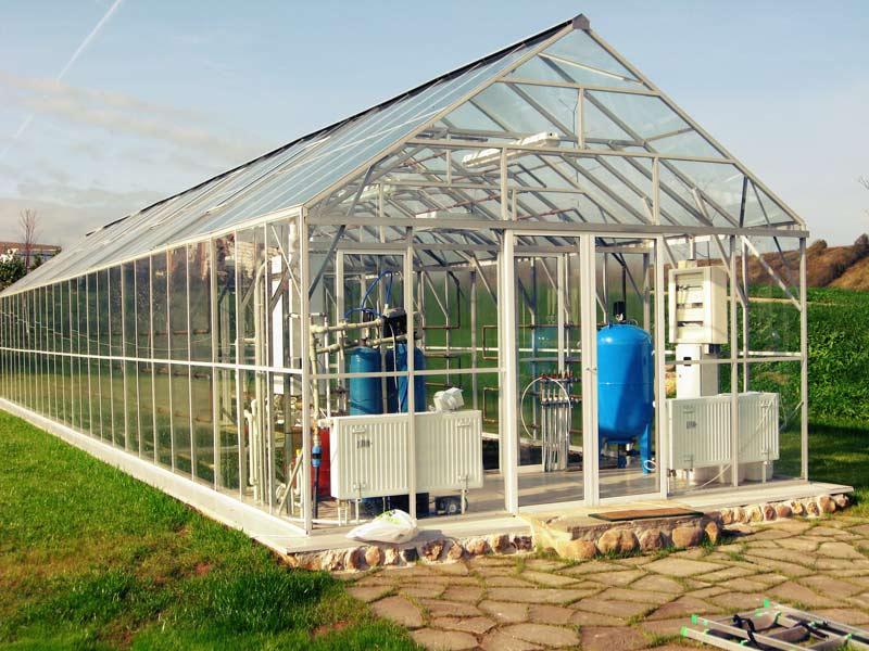 Каталог по выбору оборудования для вентиляции, освещения и отопления теплиц