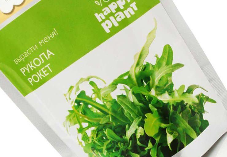 Если уход будет правильным, вырастить зелень не составит труда, а польза от нее просто огромная: в рокет-салате содержится множество витаминов и полезных микроэлементов