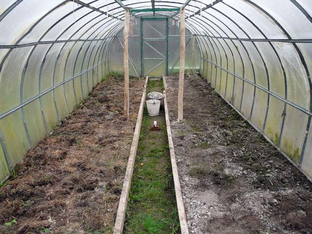 Удобрение, используемое осенью, должно быть качественным