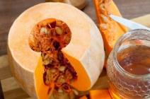 Вкусный и полезный тыквенный мед