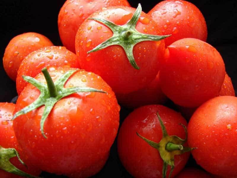 Плоды выглядят красиво – они ровные, каждый по 100-200 граммов