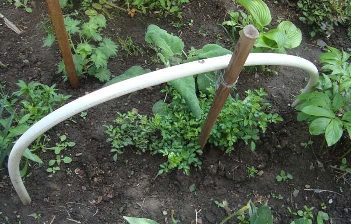 Металлопластиковые дуги получаются долговечными и устойчивыми к коррозии