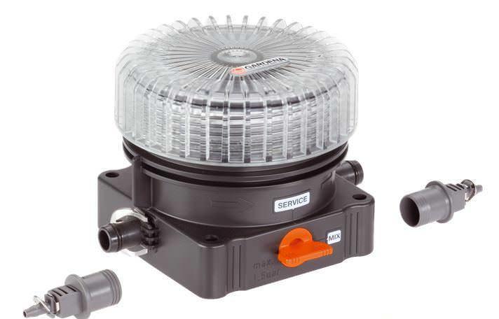 В последнее время чрезвычайно возросла популярность использования дозаторов для удобрений в тепличных и парниковых конструкциях