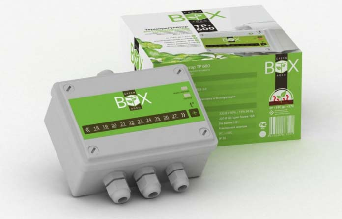 Главным прибором автоматического повышения температуры в теплице зимой по-прежнему остается качественный терморегулятор