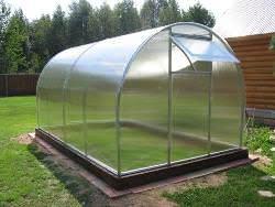 Все большее число огородников задумывается о том, как собрать теплицу из поликарбоната