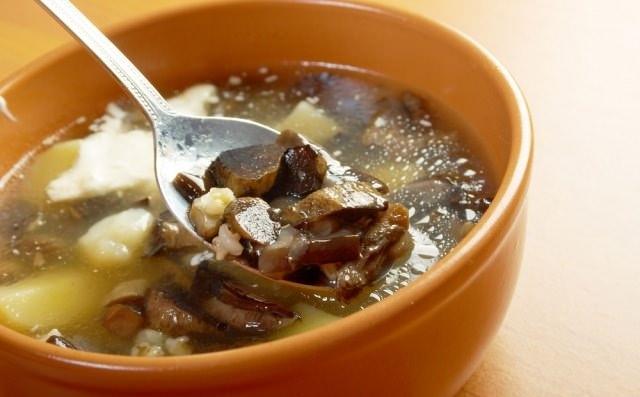 Гриб-баран рекомендуется употреблять в пищу непосредственно после сбора или покупки