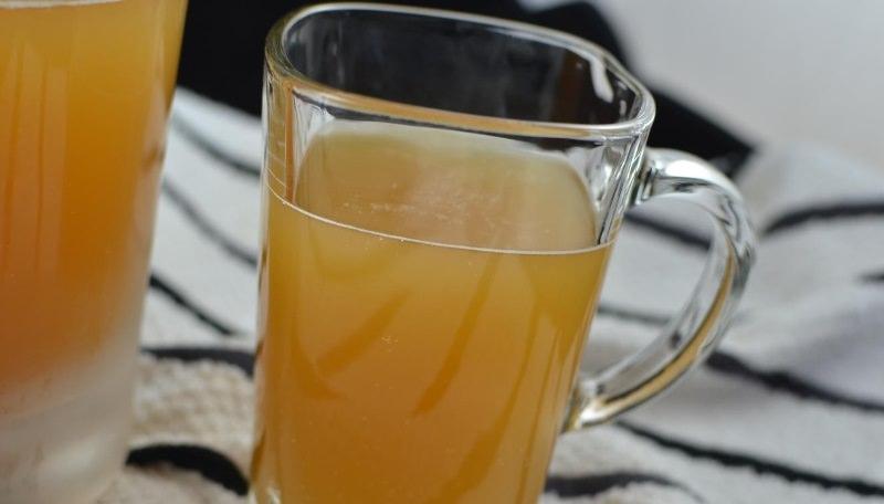 Напиток помогает в стимуляции обмена веществ и регенерации клеток