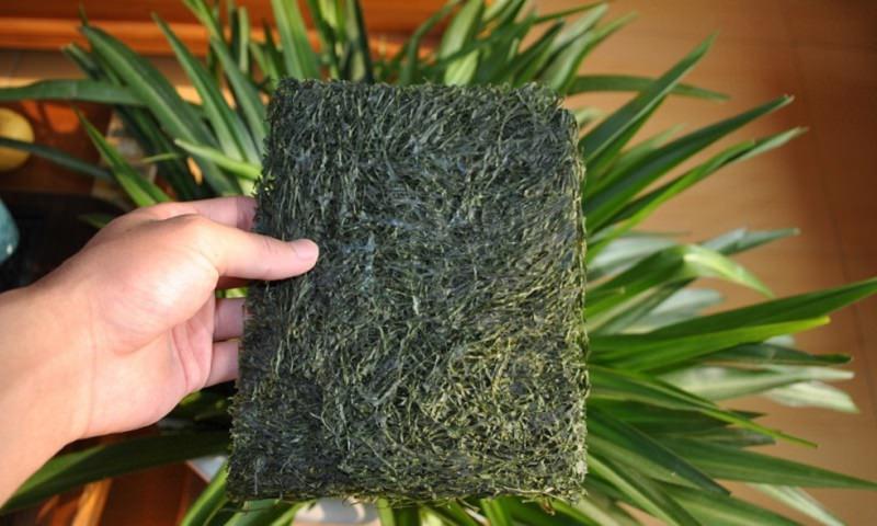В аптеке фукус пузырчатый можно купить в форме сухих листо