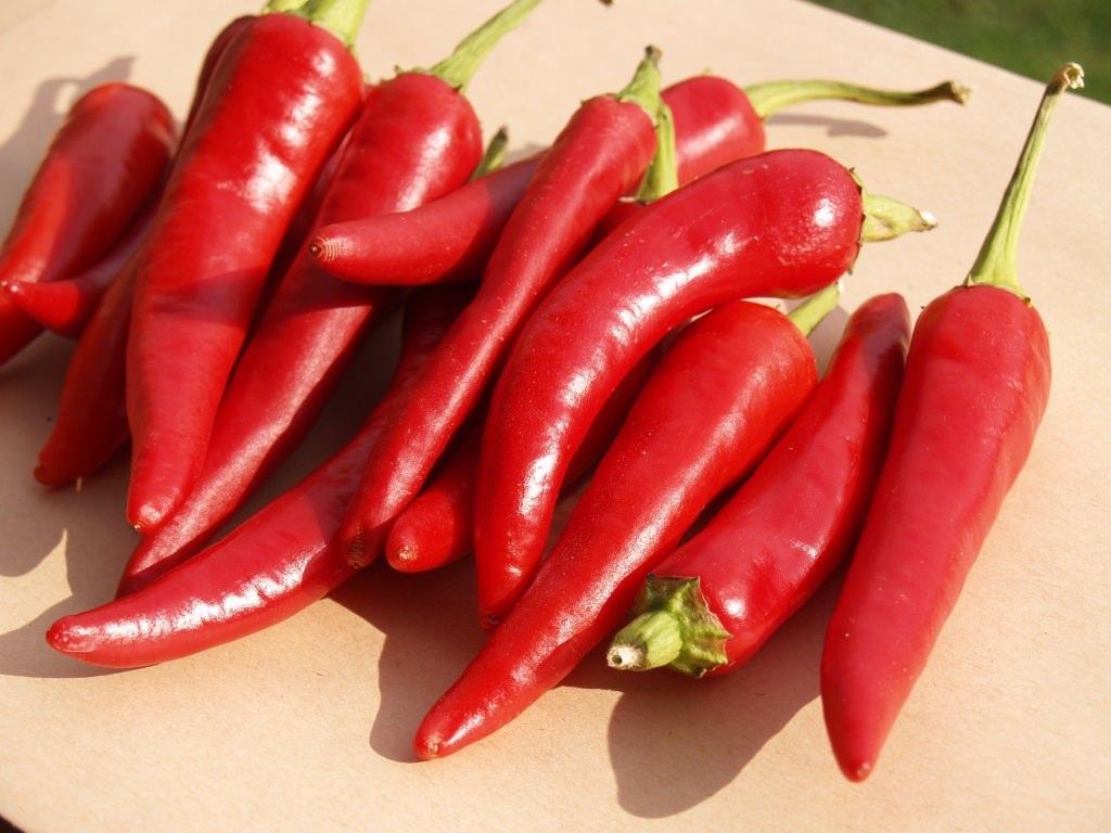 Наибольшую ценность кайенский перец получил в качестве источника рибофлавина