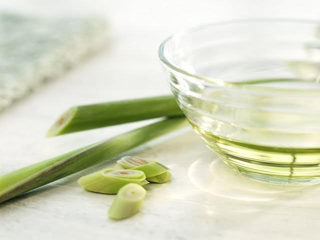 Эфирное масло лемонграсса применяется при кожных болезнях, грибковых поражениях ногтевых пластин, а также его используют в ароматерапии