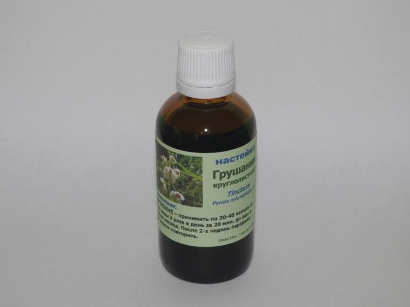 Использование грушанки круглолистной рекомендуется для вывода из организма азотистых и хлористых солей