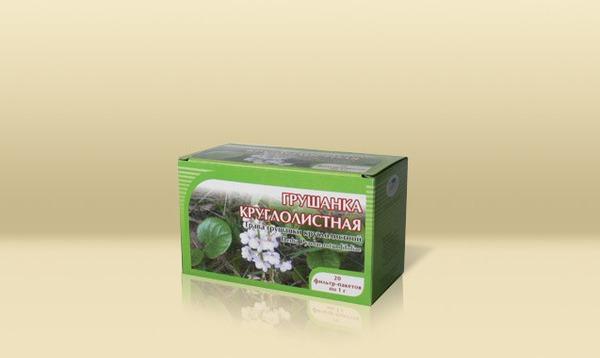 Грушанка круглолистная – это невероятно полезное растение, избавляющие от многих серьёзных проблем