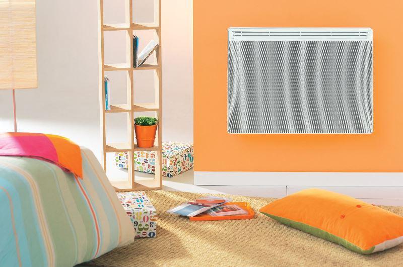 Минусом керамических панелей является относительно низкий уровень производства тепловой энергии