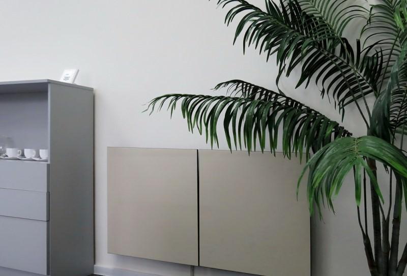 Керамический нагреватель способен за короткий срок значительно повысить температуру в комнате, где он установлен
