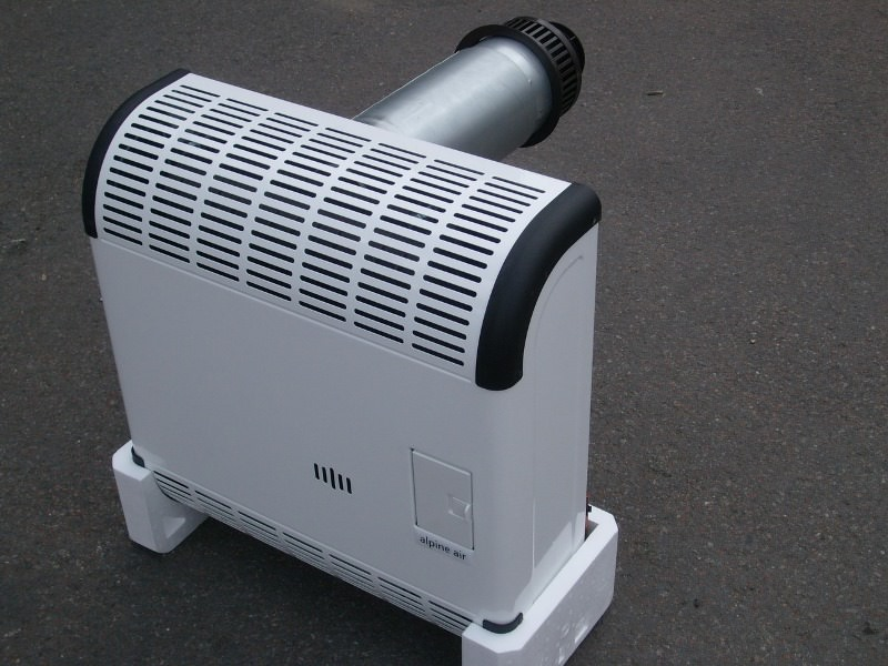 Данное отопительное оборудование - отличный вариант для того, чтобы создать в небольшом по площади помещении благоприятный температурный режим