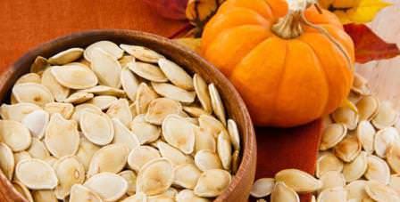 Плоды тыквы с давних времен используются в пищу