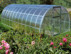 Фермерские теплицы подходят для выращивания цветов и растений круглый год