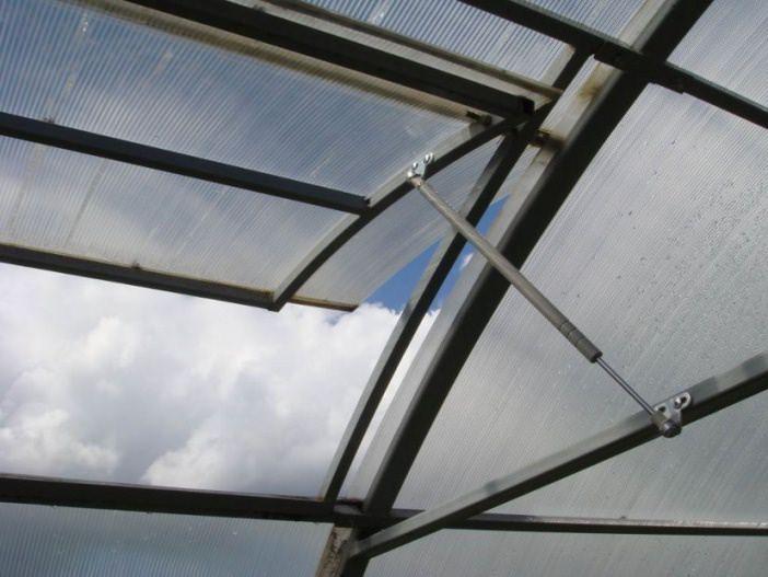 Гидравлическая система вентиляции широко применяется, так как отличается долгим сроком службы