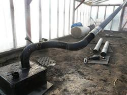 В последнее время вместо теплицы без установленного отопления всё чаще возводятся капитальные конструкции с обогревом