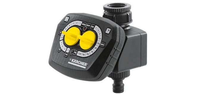 Электрические контроллеры, которые запитываются от автономных батарей обеспечивают полноценное функционирование системы капельного полива для теплицы